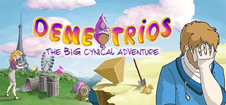 Demetrios The BIG Cynical Adventure
