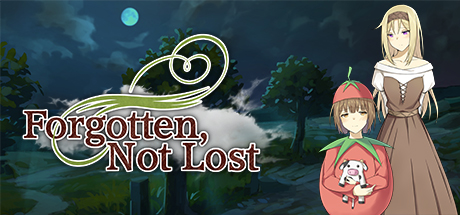 Forgotten, Not Lost A Kinetic Novel